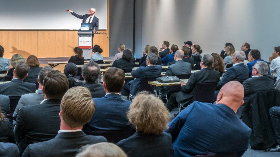 Über 170 Manager und Media-Entscheider aus der Elektronikbranche ließen sich den 11. Media Summit nicht entgehen.