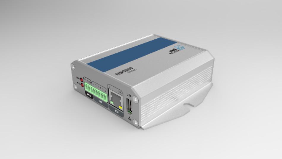 Kompakt und kostengünstig sind die Industrial-Wireless-Router der Serie »NB800 EcoRouter« von NetModule.