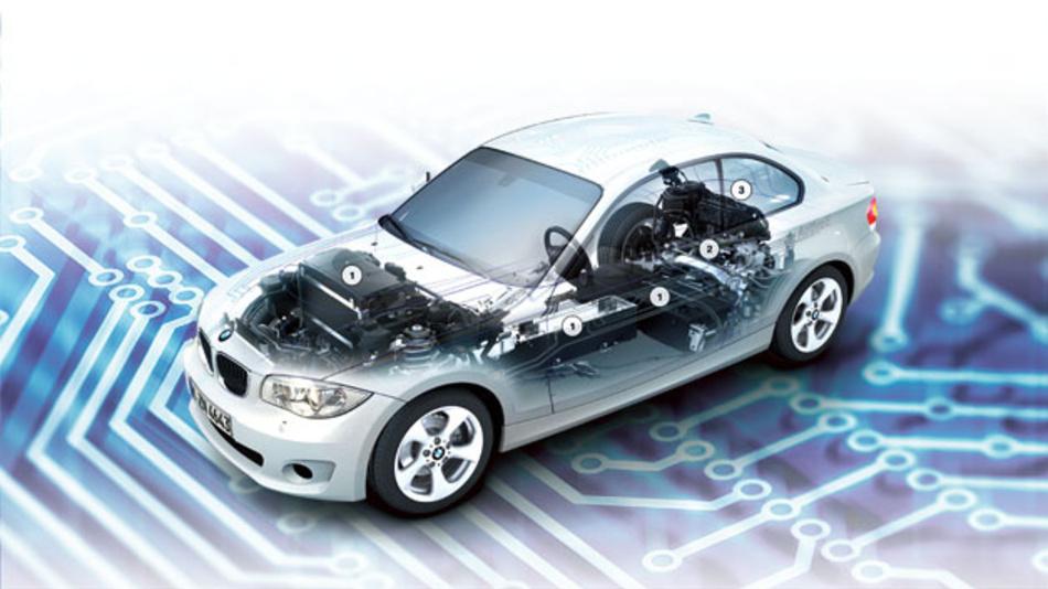 Steigender Elektronikanteil im Auto mit SMD-Sicherungen