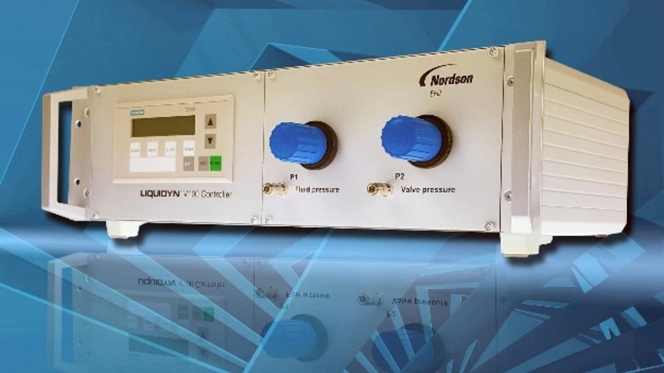 Liquidyn V100 Controller auf Basis von HeiPac Vario-Baugruppenträgerelementen
