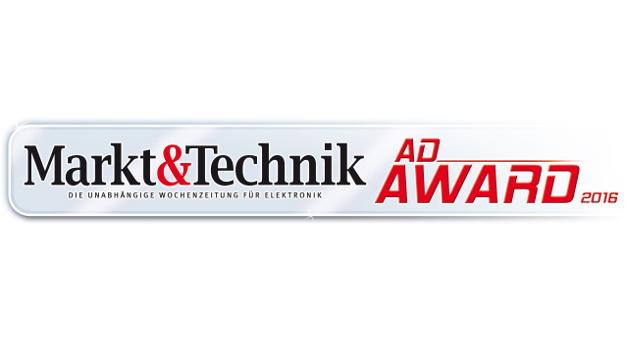 Beim Markt&Technik AD AWARD entscheiden die Leser über die besten Anzeigen.