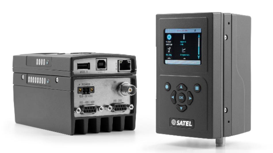 Der-UHF Datenfunkrouter SATELLAR XT 5RC IP garantiert sichere Datenkonnektivität für kritische Infrastrukturen