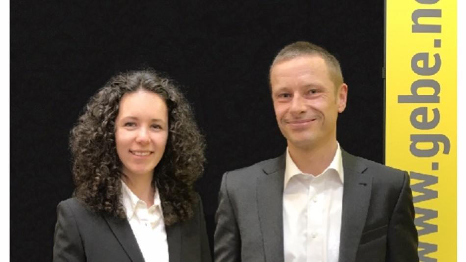 Katrin Gardlo und Bert Blätterlein