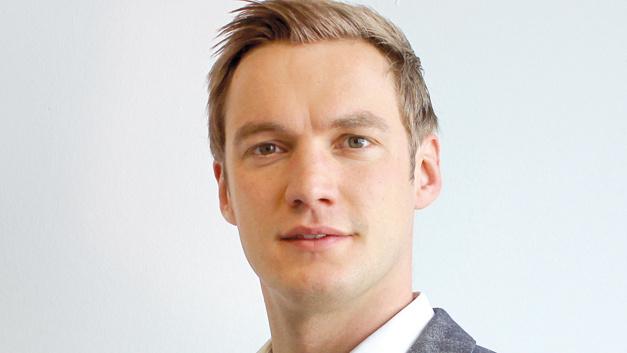 Philipp Meinhardt, Data Modul »Ein wichtiges Kriterium vor allem für stationäre Applikationen in der Industrie ist die Bedienung mit Handschuhen.«