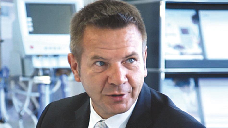 Roland Maurer, Schurter »Einen stetigen Zuwachs am Markt erfährt die Multitouch-Technik auf PCAP-Basis..«
