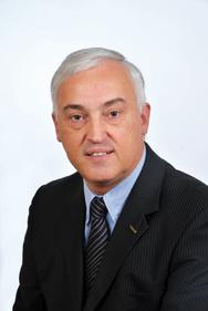 Keynote-Sprecher Johan Vandoorn (CTO Vishay)