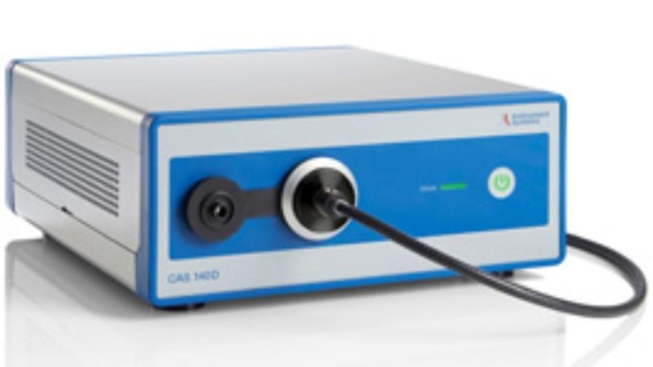 Referenzgerät für spektrale Messungen - CAS 140D von Instrument Systems.