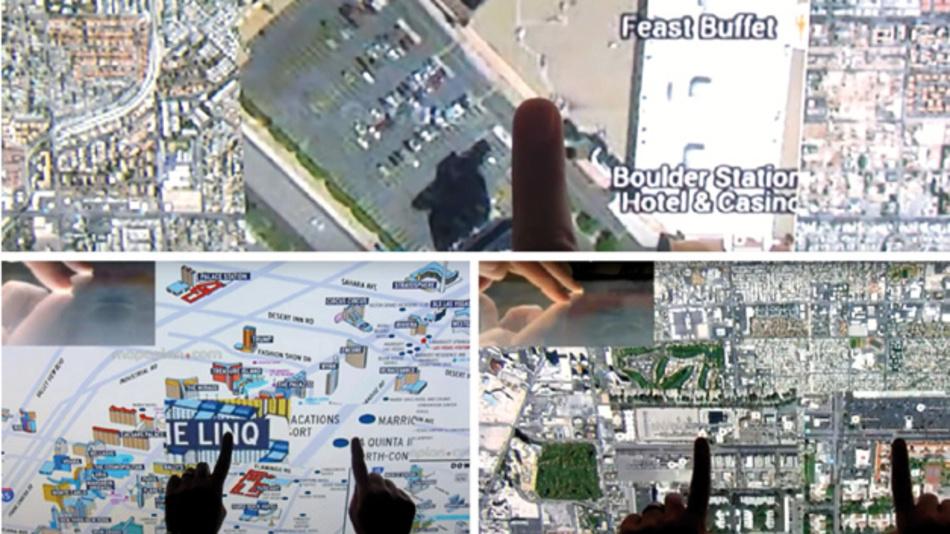 Neue Force-Sensing-Technologie sorgt für noch höhere Interaktivität mit industriellen oder Selbstbedienungs-Terminals