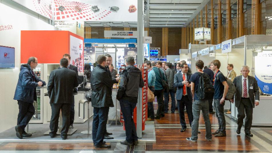 Die EMV 2017 findet turnusgemäß wieder in der Messe Stuttgart statt.