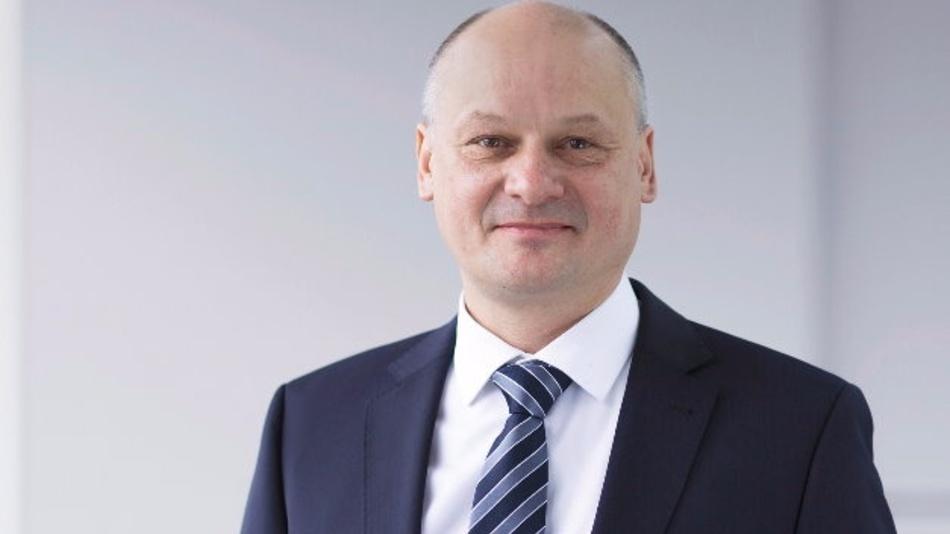 Dr. Dirk Rothweiler, CEO der First Sensor AG