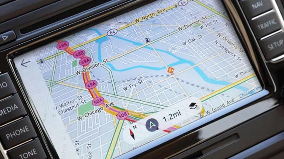 Das Here Mobility on Demand Toolkit gibt Zugriff auf präzises Kartenmaterial und eine verkehrsaktuelle Routenführung.