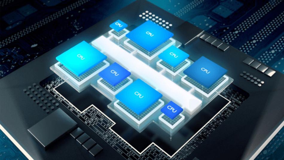 """Mehr Freiraum für SoC-Entwickler bietet ARM mit seiner neuen Mikroarchitektur """"DynamIQ""""."""