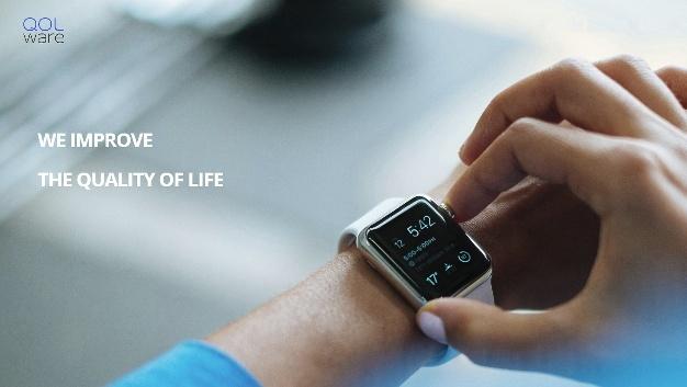 QoLware stellt smarten Notfallassistenten vor