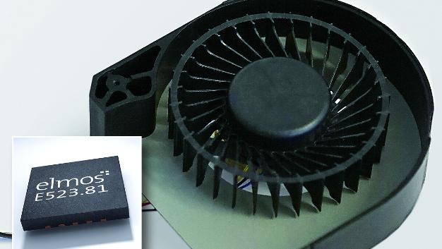 Der Controller verfügt über zahlreiche Schutzfunktionen.