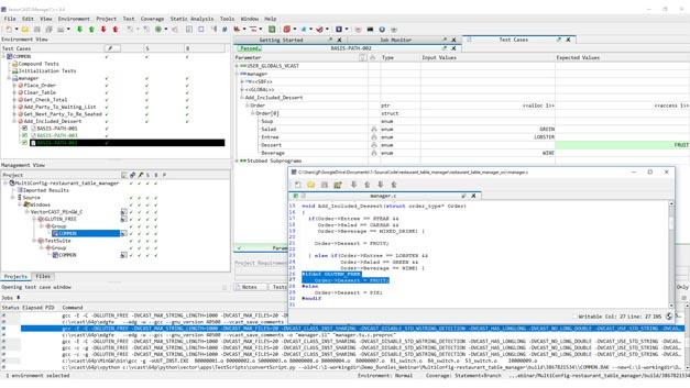 VectorCAST von Vector Software