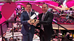 Telekom erhält Preis für erfolgreiche ALL-IP-Vermarktung