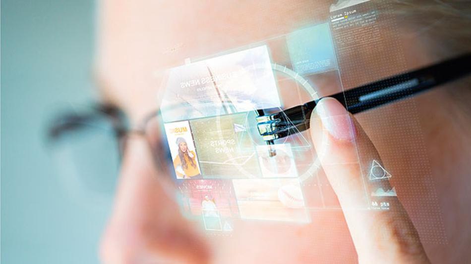 Bahnbrechende Idee bei geringer Akkulaufzeit von Datenbrillen.