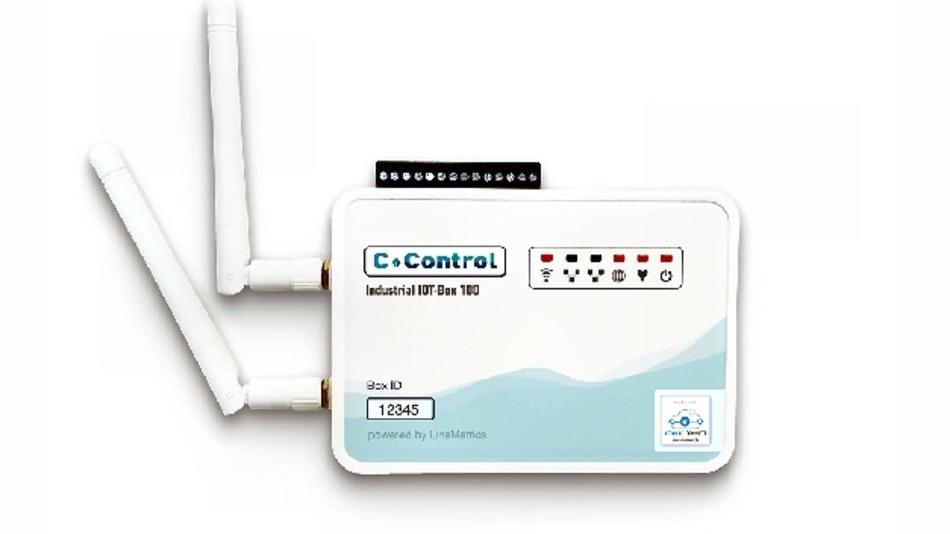 C-Control Industrial IoT-Box 100