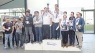 Sieger des Rennens ist das Team »Fastech« der Universität Craiova in Rumänien.