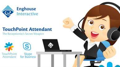 Enghouse Interactive Touchpoint Flyer