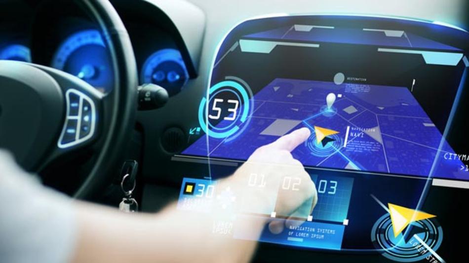Gesten- und Spracherkennung oder Eyetracking - das Cockpit der Zukunft hat vielfältige Gesichter. An möglichen Lösungen wollen auch Faurecia und Partner Parrot arbeiten.