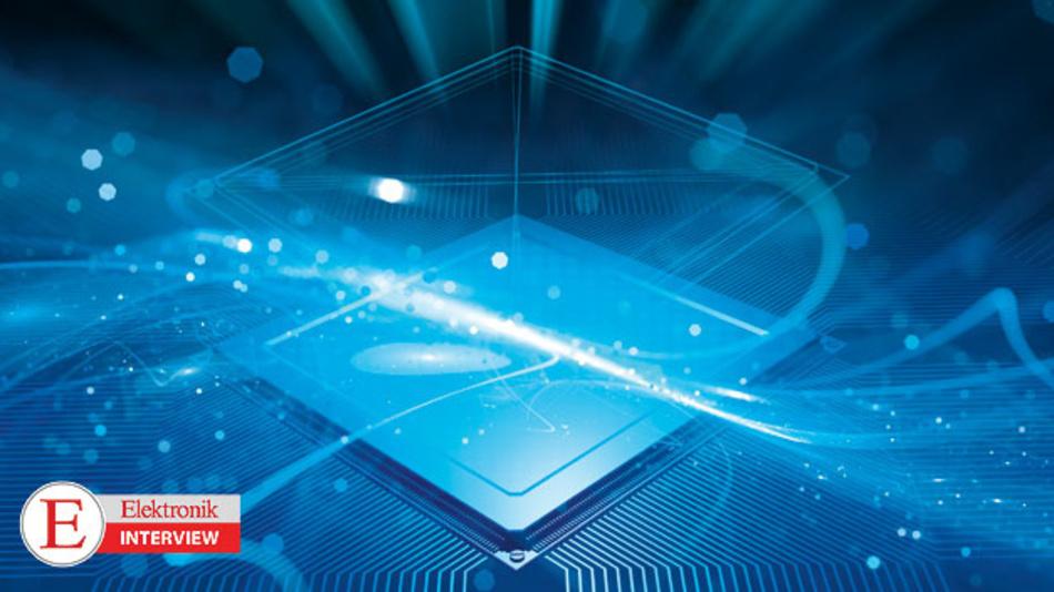 Optische Datenübertragung auf Chip-Ebene wandeln Storm in Licht.