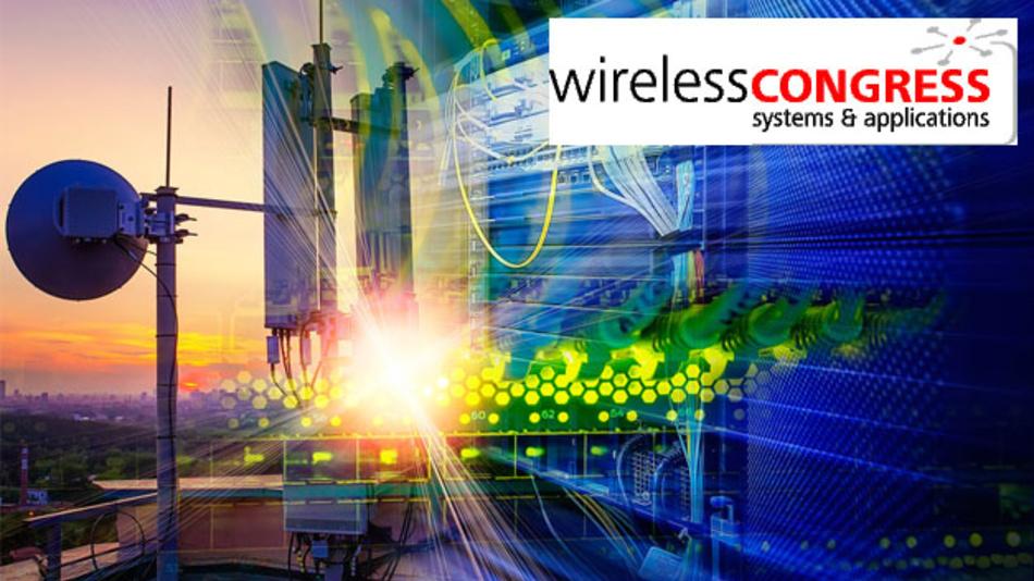 Wireless Congress 2017: Treffpunkt der wireless community am 15. und 16. November 2017 in München.