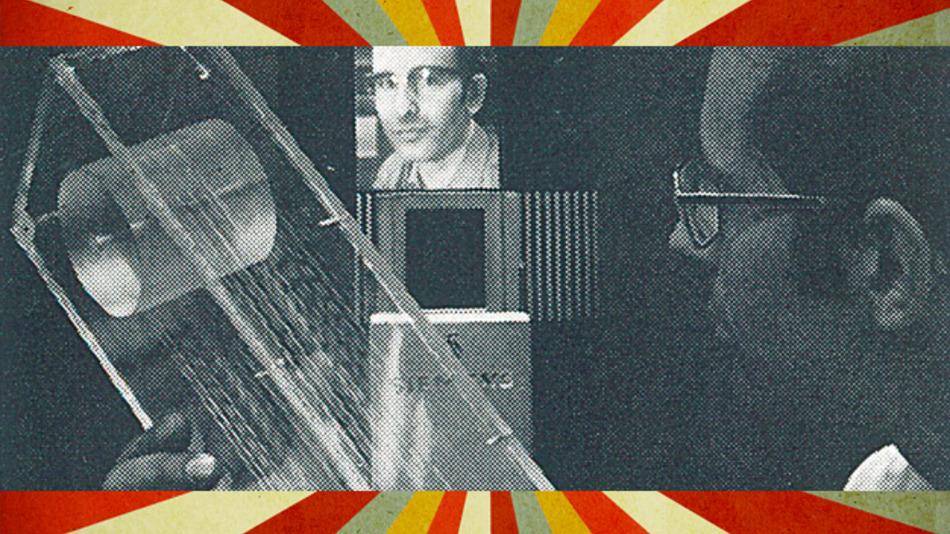 Über eine Entfernung von über 100 Metern konnten im Jahr 1972 schon Bildsignale per Glasfaser übertragen werden.