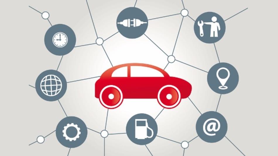 73 Prozent der  Befragten denken, dass Konnektivität und Künstliche Intelligenz das Hirn eines E-Autos sind.