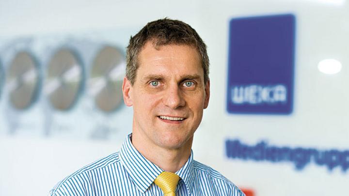 Gerhard Stelzer Chefredakteur