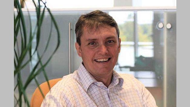OE-A Vorsitzender Dr. Jeremy Burroughes