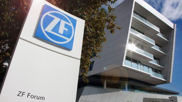 ZF Friedrichshafen blickt auf ein erfolgreiches Geschaftsjahr 2016.