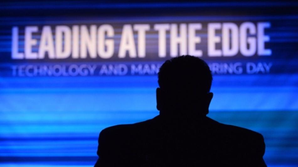 """Am 28. März veranstaltete Intel seinen """"Technology and Manufacturing Day"""" in San Francisco, wo Moore's Law thematisiert wurde."""