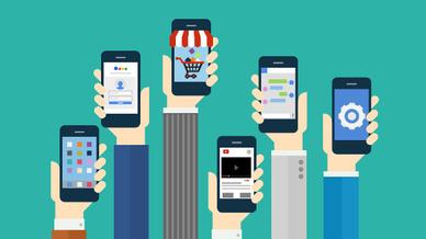 Smartphone Anwendungen