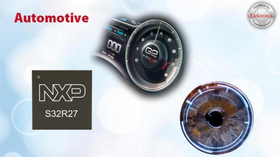 Der Radarmikrocontroller S32R27 von NXP, das MLD (Multi-Layer-Display) von und das Pupillen-basierte Fahrerüberwachungssystem von Harman machten die Plätze unter sich aus.