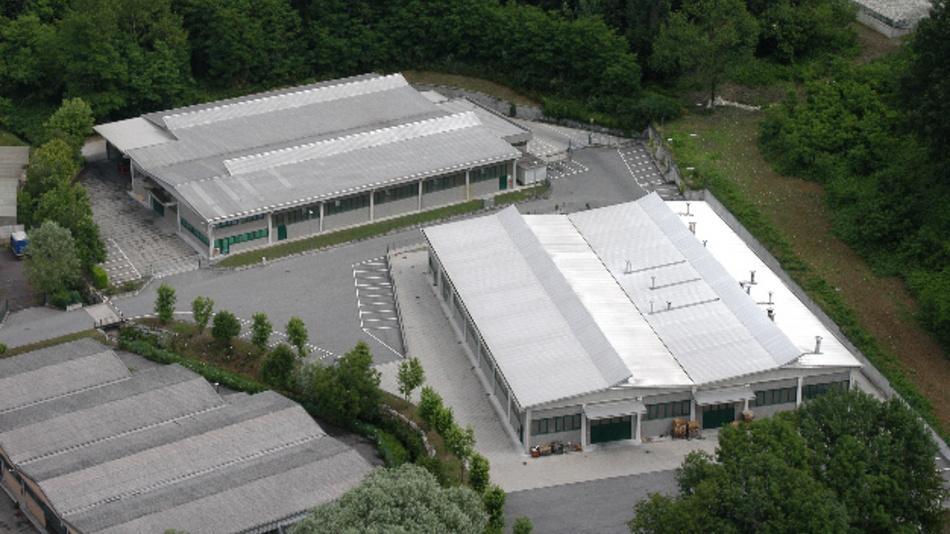 In der Nähe von Mailand liegt die Produktionsstätte des italienischen Schutzgitterspezialisten Lae S.r.l.