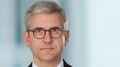 Ulrich Spiesshofer von ABB
