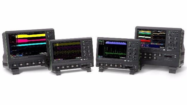 12-Bit-High-Definition-Oszilloskope bis 1 GHz, 10x Oversampling bis 10 GSample/s
