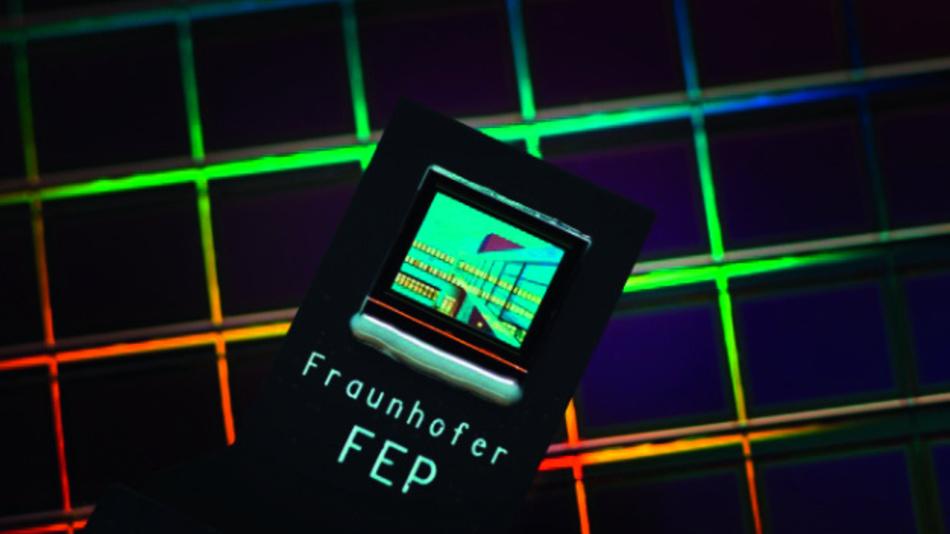OLED-Mikrodisplays: Low-Power-Bildgeber für Projektoren.