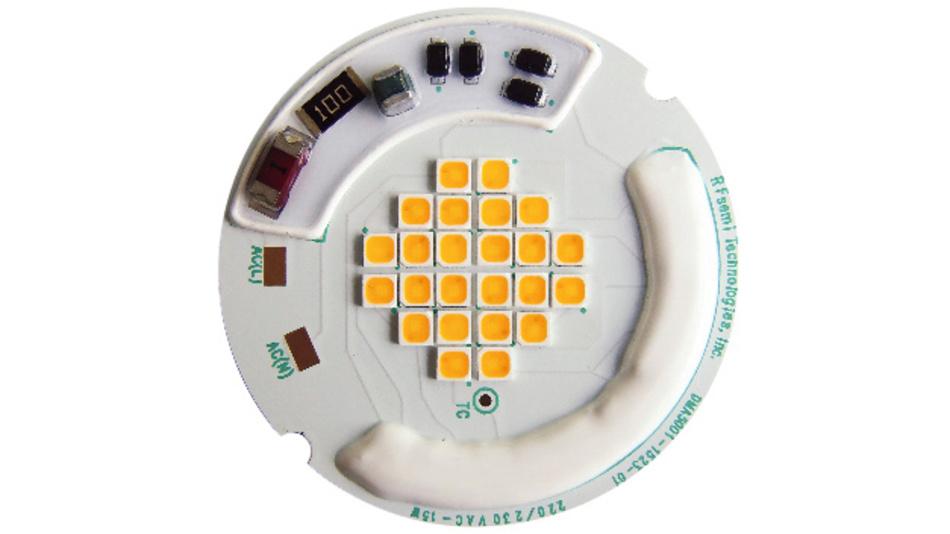 Bild 1: LED-Modul von euroLighting.