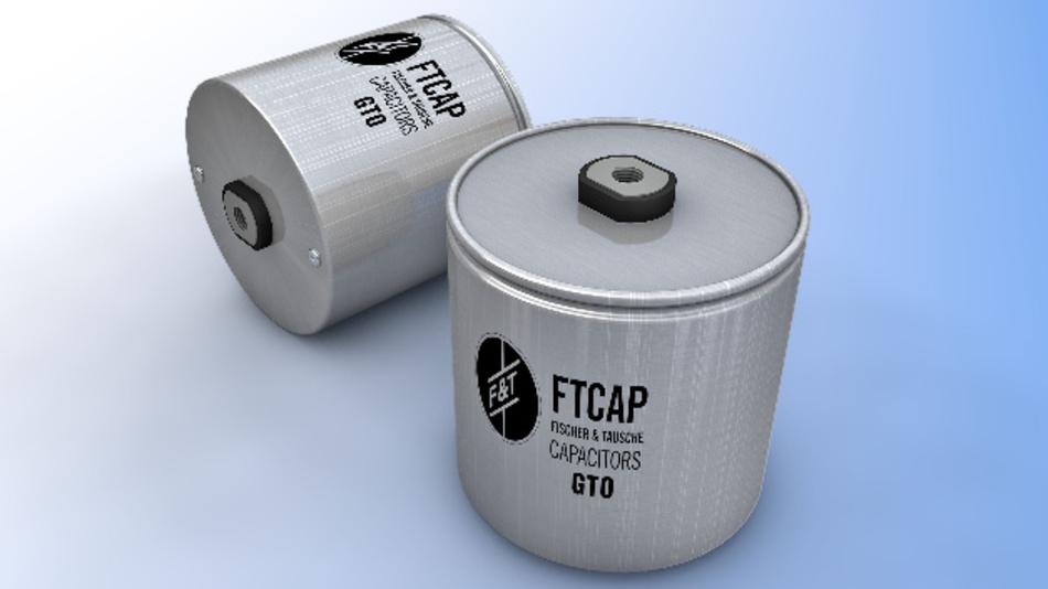 Die Aluminiumverkapselung schützt vor Luftfeuchtigkeit