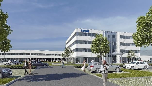 Bis Ende 2018 sollen die Gebäude der Fabrik der Zukunft fertiggestellt werden. Leoni plant die vollständige Inbetriebnahme des Standorts bis Mitte 2020.