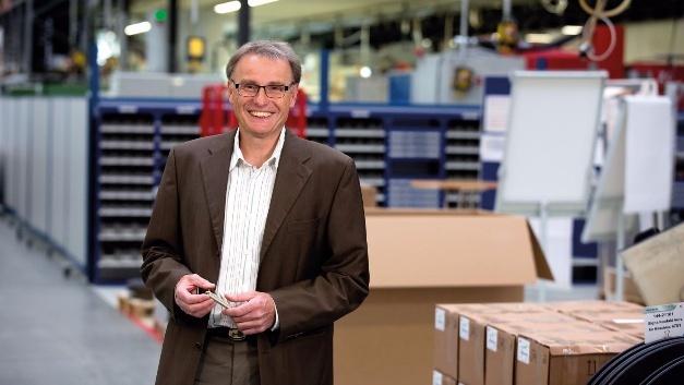 Wolfgang Schmid, Produktmanager bei ept