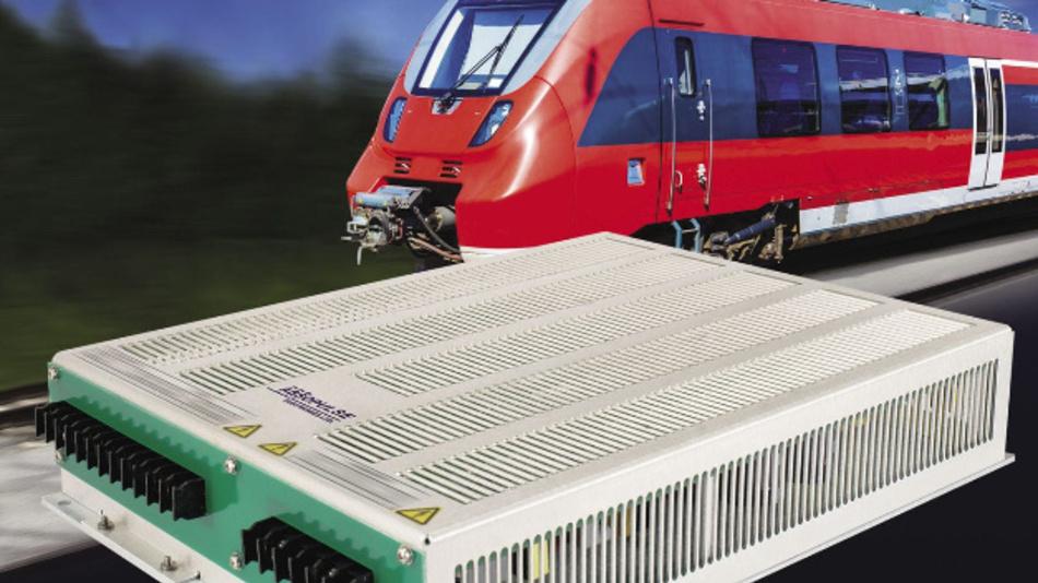 CTP-300R-F7 Familie von Eisenbahn