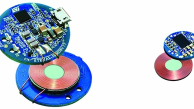 drahtlose Ladelösungen /  STMicroelectronics