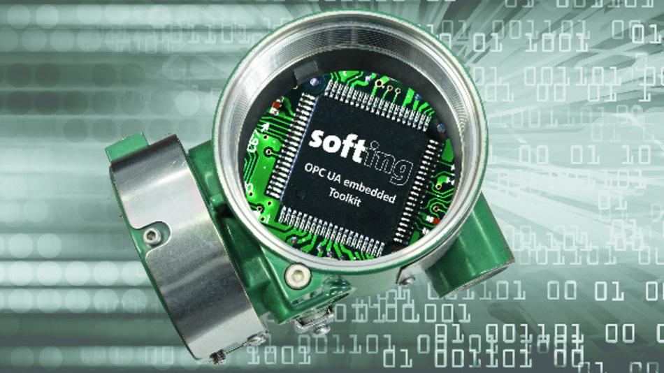 Mit dem »OPC UA Embedded Toolkit« von Softing lassen sich OPC-UA-Server in Embedded Systems entwickeln.