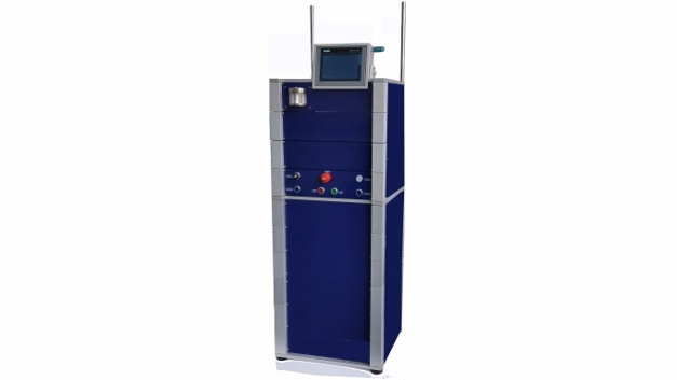 Der Vakuum Prozessofen,  Modell VSS-300, von UniTemp.