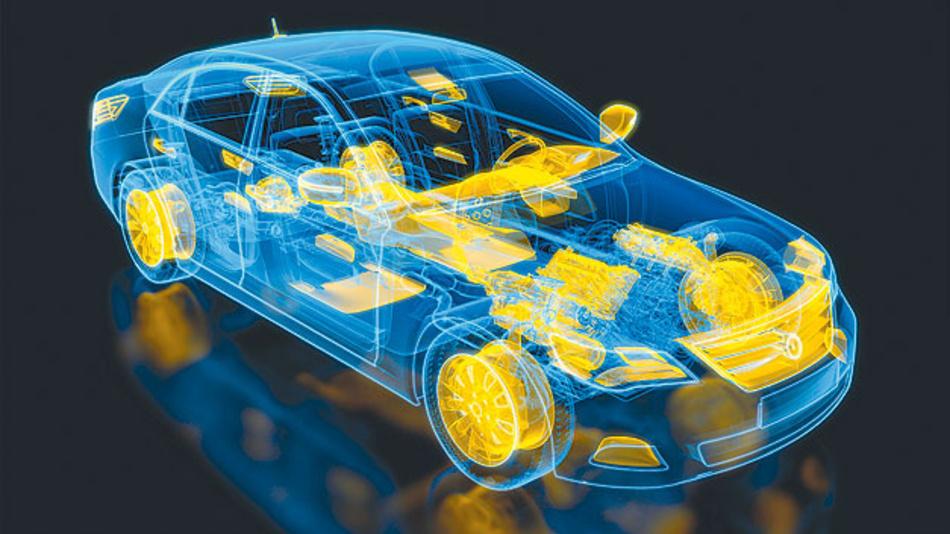 Welcher Baustein übernimmt im automobilen Bordnetz die wichtigste Rolle ein.