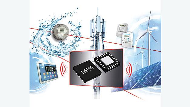 Sichere Datenübertragung über weite Strecken mit wenig Energie per Funk.
