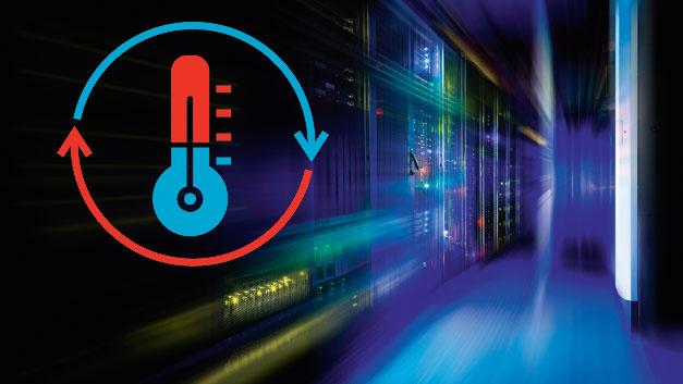 Richtige Klimatisierungskomponenten bei Steuerungs- und Schaltanlagen.